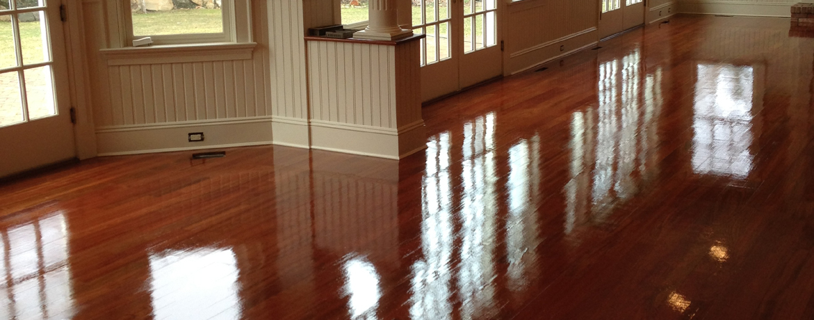 Let us take good care of your floors.